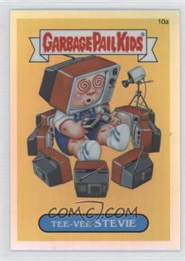 2013 Topps Garbage Pail Kids Chrome Refractor #10a - [Missing]