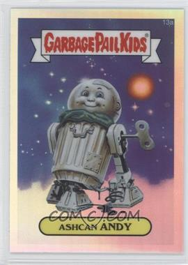 2013 Topps Garbage Pail Kids Chrome Refractor #13a - [Missing]