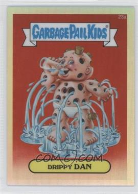 2013 Topps Garbage Pail Kids Chrome Refractor #23a - [Missing]