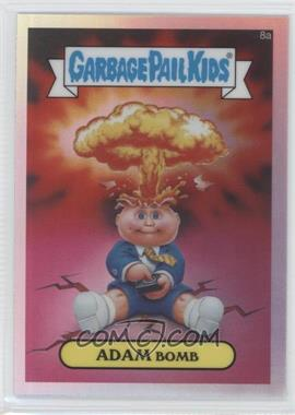 2013 Topps Garbage Pail Kids Chrome Refractor #8a - [Missing]