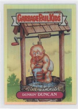 2013 Topps Garbage Pail Kids Chrome Refractor #L14a - [Missing]