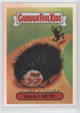 2013 Topps Garbage Pail Kids Chrome Refractor #L3a - Prickly Pete