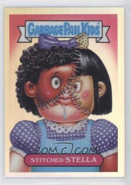 2013 Topps Garbage Pail Kids Chrome Refractor #L7a - [Missing]