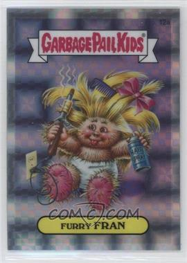 2013 Topps Garbage Pail Kids Chrome X-Fractor #12a - Furry Fran