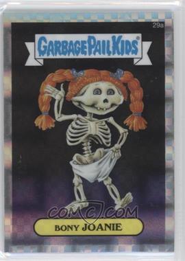 2013 Topps Garbage Pail Kids Chrome X-Fractor #29a - Bony Joanie