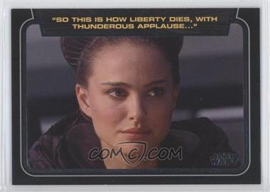 2013 Topps Star Wars Galactic Files Series 2 Classic Lines #CL-6 - [Missing]