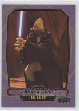 2013 Topps Star Wars Galactic Files Series 2 Gold #413 - [Missing] /10