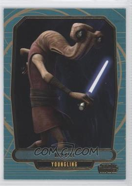 2013 Topps Star Wars Galactic Files Series 2 Gold #574 - [Missing] /10