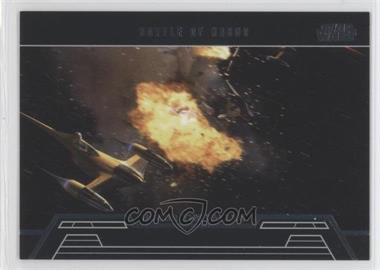 2013 Topps Star Wars Galactic Files Series 2 Honor the Fallen #HF-1 - Battle of Naboo
