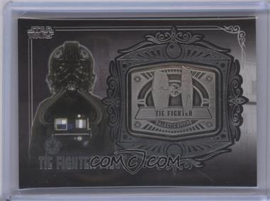 2013 Topps Star Wars Galactic Files Series 2 Medallion Relics #MD-22 - [Missing]