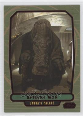2013 Topps Star Wars Galactic Files Series 2 Red #373 - Ephant Mon /35