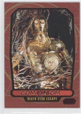 2013 Topps Star Wars Galactic Files Series 2 Red #459 - C-3PO /35