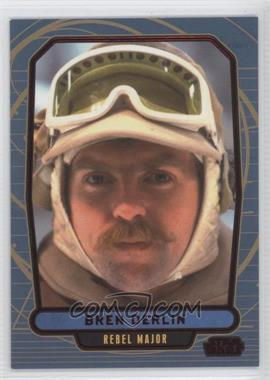 2013 Topps Star Wars Galactic Files Series 2 Red #494 - Bren Derlin /35