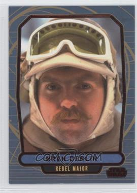 2013 Topps Star Wars Galactic Files Series 2 Red #494 - [Missing] /35