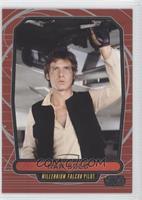 Han Solo (Millenium Falcon Pilot)