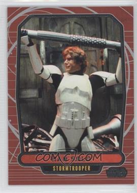 2013 Topps Star Wars Galactic Files Series 2 #463.2 - Han Solo (Stormtrooper)