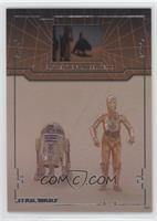 R2-D2, See-Threepio