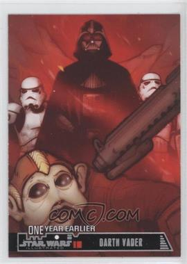 2013 Topps Star Wars Illustrated: A New Hope One Year Earlier #OY-10 - [Missing]