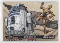 Droids On The Run