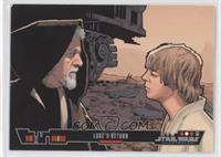 Luke's Return