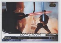 Challenge of a Fallen Jedi (Luke Skywalker)