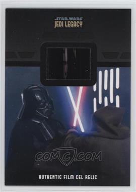 2013 Topps Star Wars Jedi Legacy - Film Cell Relics #FR-3 - Darth Vader, Obi-Wan Kenobi