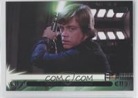 Battle Through Blood (Luke Skywalker)