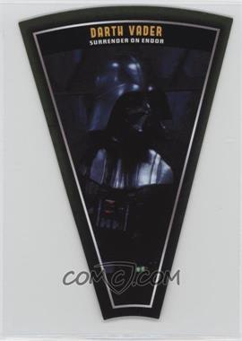 2013 Topps Star Wars Jedi Legacy - The Circle is Now Complete #CC-10 - Darth Vader - Surrender on Endor
