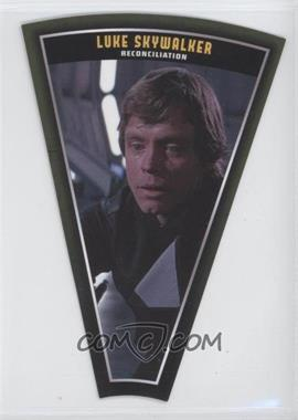 2013 Topps Star Wars Jedi Legacy - The Circle is Now Complete #CC-6 - Luke Skywalker - Reconciliation