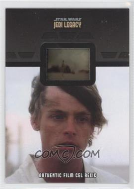 2013 Topps Star Wars Jedi Legacy Film Cell Relics #FR-10 - Luke Skywalker