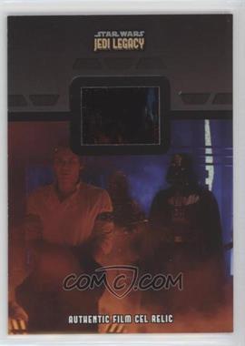 2013 Topps Star Wars Jedi Legacy Film Cell Relics #FR-18 - Han Solo, Darth Vader, Boba Fett