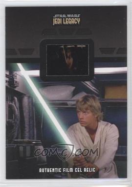 2013 Topps Star Wars Jedi Legacy Film Cell Relics #FR-2 - Luke Skywalker, Darth Vader