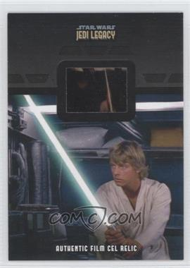 2013 Topps Star Wars Jedi Legacy Film Cell Relics #FR-2 - [Missing]