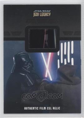 2013 Topps Star Wars Jedi Legacy Film Cell Relics #FR-3 - Darth Vader, Obi-Wan Kenobi