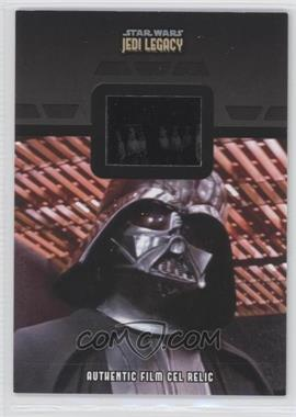 2013 Topps Star Wars Jedi Legacy Film Cell Relics #FR-4 - Darth Vader, Princess Leia Organa