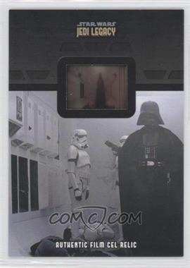 2013 Topps Star Wars Jedi Legacy Film Cell Relics #FR-6 - [Missing]