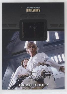 2013 Topps Star Wars Jedi Legacy Film Cell Relics #FR-7 - Luke Skywalker