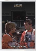 Luke Skywalker, Biggs Darklighter, Garvin Dreis