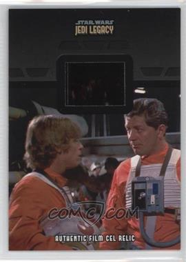2013 Topps Star Wars Jedi Legacy Film Cell Relics #FR-8 - Luke Skywalker, Biggs Darklighter, Garvin Dreis