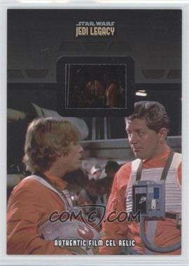 2013 Topps Star Wars Jedi Legacy Film Cell Relics #FR-8 - [Missing]
