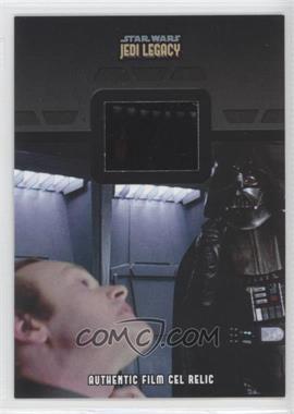 2013 Topps Star Wars Jedi Legacy Film Cell Relics #FR-9 - Darth Vader, Admiral Motti
