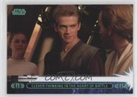 Clever Thinking in the Heat of Battle (Anakin Skywalker)