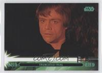 Truncated Trial (Luke Skywalker)