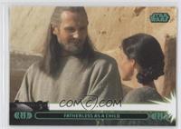 Fatherless as a Child (Anakin Skywalker)