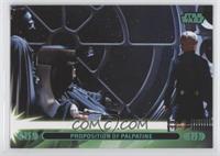Proposition of Palpatine (Luke Skywalker)