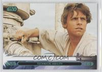 Technical Ability (Luke Skywalker)