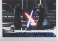 Challenge of a Fallen Jedi (Anakin Skywalker)