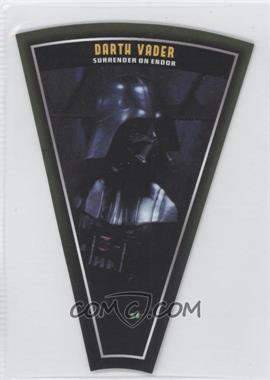 2013 Topps Star Wars Jedi Legacy The Circle is Now Complete #CC-10 - Darth Vader - Surrender on Endor