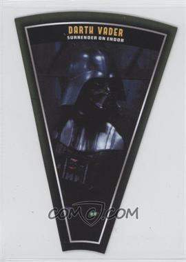 2013 Topps Star Wars Jedi Legacy The Circle is Now Complete #CC-10 - Surrender on Endor (Darth Vader)