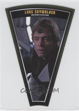 2013 Topps Star Wars Jedi Legacy The Circle is Now Complete #CC-6 - Luke Skywalker - Reconciliation